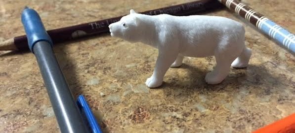 PORTL polar bear