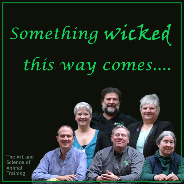 The six wicked minds of the Wicked Minds Conference
