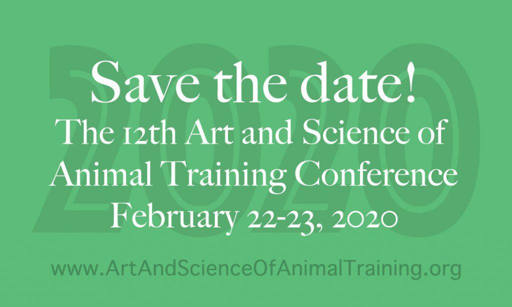 The Art & Science of Animal Training